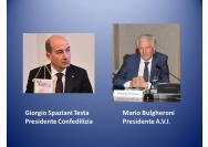 """BULGHERONI, PRESIDENTE A.V.I.: """"CONVENZIONE CON CONFEDILIZIA: UNA SINERGIA CHE OFFRE VALORE AGGIUNTO AI PROFESSIONISTI DEL SETTORE"""""""